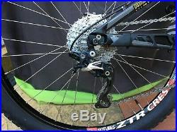 Giant Anthem Advanced Sl 0 Full Carbon Mountain Bike Medium Only 2 Rides