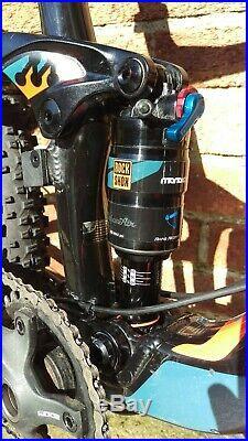 Giant Anthem SX 1 Mountain Bike, Medium, 27.5, 120mm forks, Full supension 2016