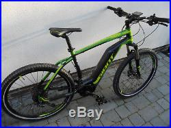 Giant Dirt E+2 Electric Mountain Bike 2017 Size Large Only 170miles From New