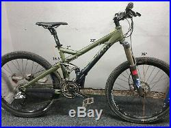 Giant Reign 1 Mens Mountain Bike 202197/SHH