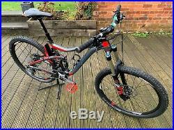 Giant Trance 27.5 2 Medium frame full suspension mountain bike MTB