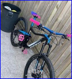 Giant Trance 4 2017 Full Suspension Mountain Bike Black