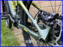Giant Trance E+1 Pro 2020 Electric Mountain Bike