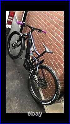 Giant Trance E+2 Pro Electric Mountain Bike Full Suspension Emtb, E-mtb