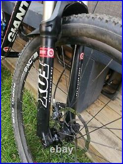 Giant Trance X1 29er full suspension mountain bike size large