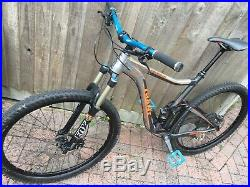 Giant Trance X 29er Full Suspension MTB With Upgrades Large