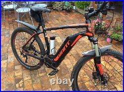 Giant electric mountain bikes