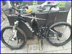 Giant trans 2 mountain bike