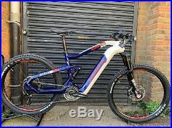 Haibike Flyon XDURO ALLMTN 5.0 Electric Mountain Bike