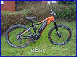 Haibike XDURO Allmtn 2.0 2019 Mens Electric Mountain Bike RRP £3499