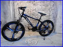 HardRoxX 24 Mountain Bike Lightweight Aluminium Frame Front Suspension Boy/Men