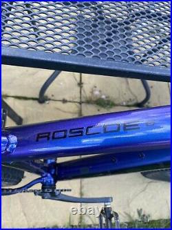 Hardtail Trek Roscoe 6 Purple M/L Mountain Bike