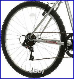 Indi ATB 2 Mens Mountain Bike 19 Frame MTB V-Brakes Bicycle 6 Gears 26 Wheels