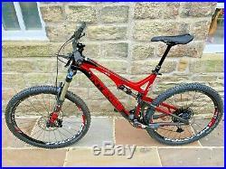Intense Tracer 275c CARBON Mountain Bike 27.5 650B Red Black Fox EAGLE 1 x 12 L