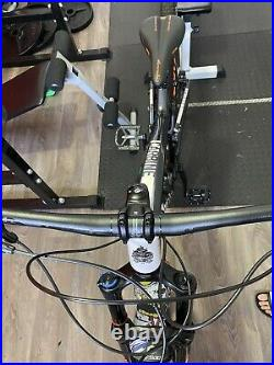 Intense carbine foundation 29er enduro mountain bike black M