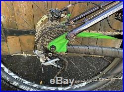 Kona Cadabra Mountain Bike Full Suspension Medium