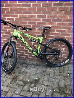 Kona Full Suspension Mountain Bike 27.5 Size Large