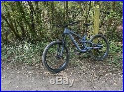 Kona process 153 2018 Medium Enduro Downhill Mountain Bike Bicycle UPGRADED DH