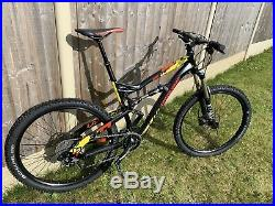 Lapierre 2015 Zesty Mens Full Suspension Mountain Bike Nearly New Condition