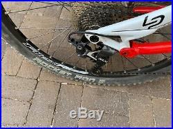 Lapierre Zesty 214 Full Suspension Large MTB Mountain Bike