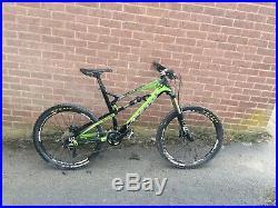 Lapierre Zesty 514 Carbon Fibre Mountain bike