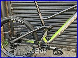 Lapierre Zesty AM 4.0 FIT Full Suspension Mountain Bike Med 650b