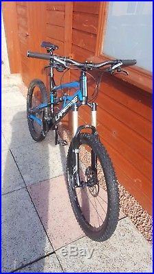Lapierre Zesty Full Suspension Mountain Bike Large Frame