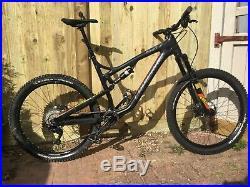 Lapierre zesty enduro mountain bike