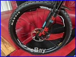 Large 2019 27.5 Mondraker Foxy Carbon RR £4.7K Fox RaceFace DPX2 GX Eagle