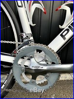 MINT CONDITION PINERELLO FP Uno Race Road Bike Frame Size 57cm