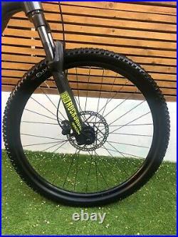 MODIFIED LARGE Trek Powerfly 5 Electric Mountain Bike, E Mtb, 2019 model