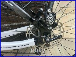 Marin CXR team carbon fibre hardtail Mountain Bike medium super light