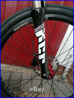 Marin East Peak Full Suspension MTB Mountain Bike Hydraulic Disc Brakes Shimano