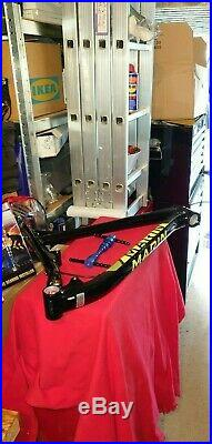 Marin Hawk Hill 3 Full Suspension Mountain Bike 27.5 Large MTB