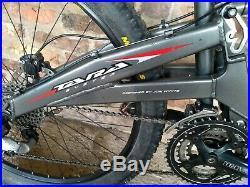 Marin Rock Springs full suspension mountain bike mtb