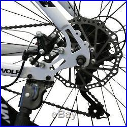 Men/Women 24 Speed 26 Wheel Frames Full Suspension Mountain Bike/Bicycle UK