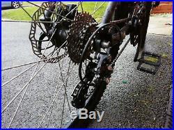 Mens Cube mountain bike Aim Sl Competition