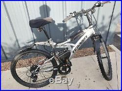 Mens Electric Mountain Bike