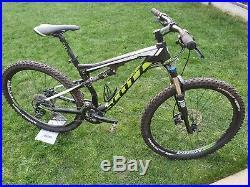 Mens Scott Spark 27.5 mountain bike