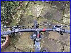 Mens used mountain bike hardtail