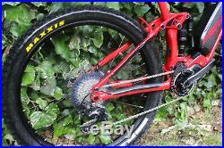 Merida E160 900 2019 Electric Mountain E-Bike + upgrades + warranty size L