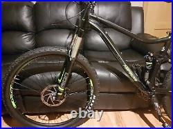 Merida One Twenty 120 Mountain Bike Full Suspension