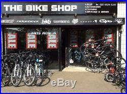 Merida eOne-Sixty 800 Electric Mountain Bike E-Bike MTB
