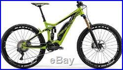 Merida eOne-Sixty 900E Mens Electric Mountain Bike 2019 Green