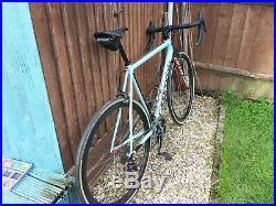 Mint Cannondale Supersix Evo 105 Full Carbon Road Bike Size 56