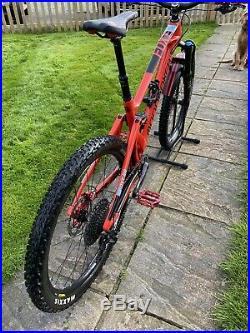 Mondraker Foxy RR Carbon Mountain Bike 2018