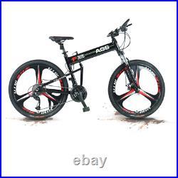 Mountain Bike/Bicycle Men/Women 27Speed26 Wheel MTB Frames Full Suspension