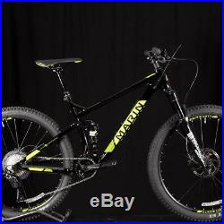 NOS 2018 Marin Hawk Hill 3 Aluminum Mountain Bike 27.5 with Shimano SLX, MEDIUM
