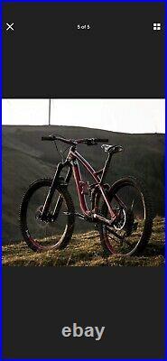 NS Snabb Full Suspension Mountain Bike