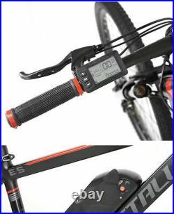 New Kristall E5-speed E-bike Ebike Electric Bike Mountain Bike Mtb 17 350w